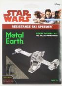 Metal Earth MMS287 Resistance Ski Speeder